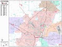 Jackson city map