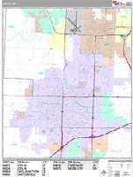 Joplin city map