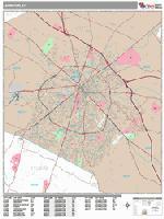 Lexington city map