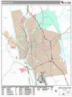 New Hampshire Maps From Omnimap International Map Store - New hampshire city map