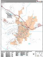 Missoula city map