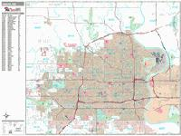Nebraska Maps From Omnimap The Worlds Largest International Map - City map of nebraska
