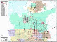Salt Lake City city map