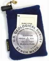 Blanca Peak paperweight