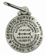 Haleakala benchmark zipper pull