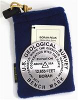 Borah Peak paperweight