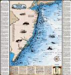 New Jersey shipwreck chart