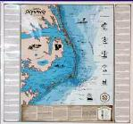 Outer Banks shipwreck chart