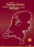 Netherlands topographic atlas
