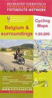 Belgium Cycling Maps