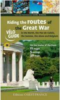 Cycling guide to the routes of the Great War