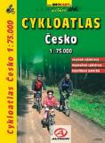 Czech bicycling atlas