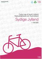 Northern Zeeland cycling map