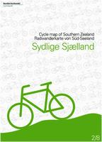 Denmark Cycling Map Series