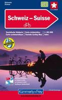 Switzerland Cycling Maps