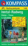 Inntal Cycling map