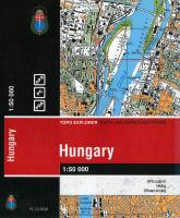 Hungary Digital Maps