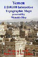 Yemen digital topographic maps