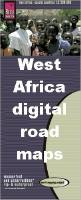 West Africa digital road map