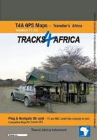 T4A GPS Africa Map SD chip