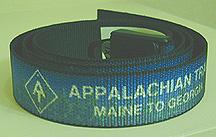 Appalachian Trail belt