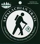 Appalachian Trail decals