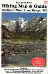 Wind River hiking map