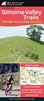 Sonoma Valley Trails map