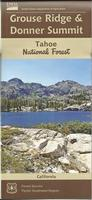 Donner Summit hiking map