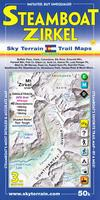 Steamboat Springs Hiking Map