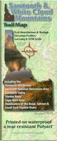 Sawtooth Mountains hiking map