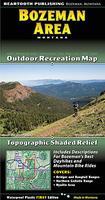 Bozeman Area Outdoor Recreation Map