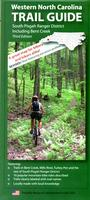 South Pisgah Ranger District Forest Trail Map