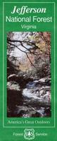 Jefferson National Forest hiking map