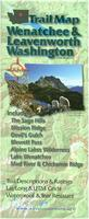 Wenatchee trail map