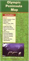 Olympic Peninsula road map