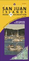 San Juan Islands Road map