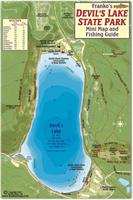 Devils Lake map
