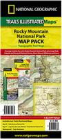 Rocky Mountain National Park Map Set