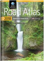USA gift road atlas