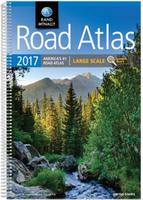 USA large-scale road atlas