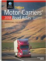 USA deluxe motor carrier's road atlas