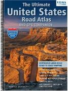 Hema USA road atlas