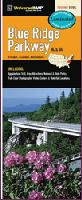 Blue Ridge Parkway travel map