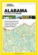 Alabama road atlas
