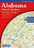 Alabama road atlas