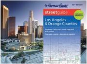Los Angeles streetfinder atlas