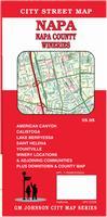 Napa street map