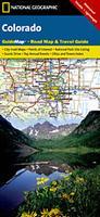 Colorado guide road map