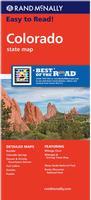 Colorado road map